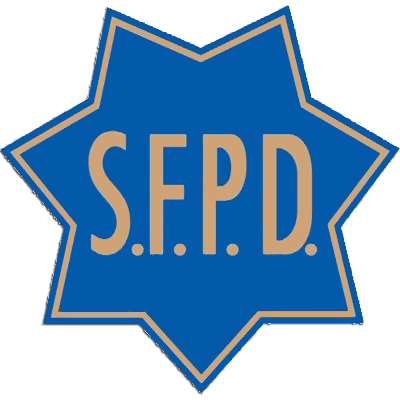 San Francisco Police Department logo